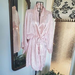 Victoria's secret mid length robe